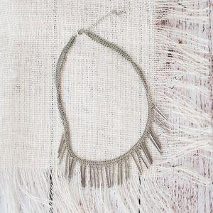 Nordstrom BP Silver Necklace